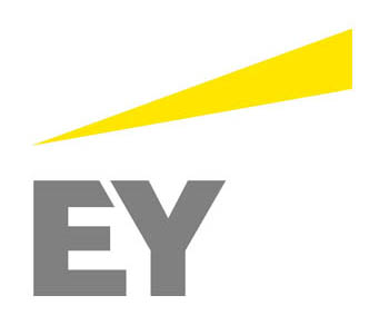 Client logo - Ernst & Young